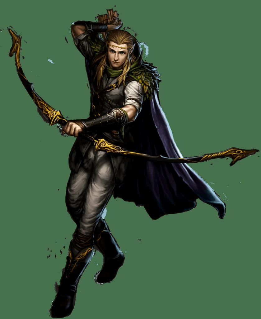 mmorpg character