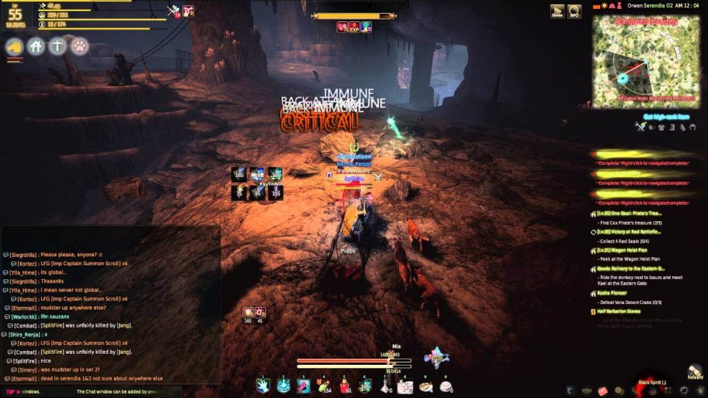 Black Desert Online bot for android and ios
