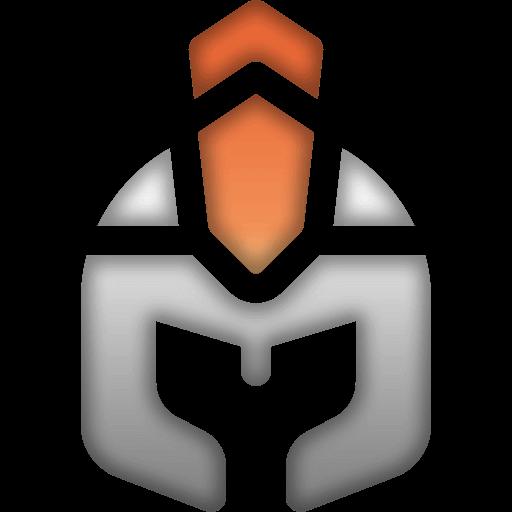 Naver Bot roman helmet icon